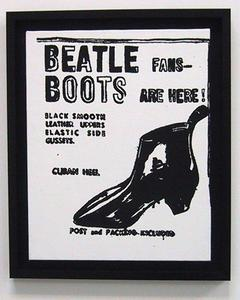 Andy Warhol - Beatle Bottes