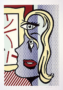 Roy Lichtenstein - Critique d art