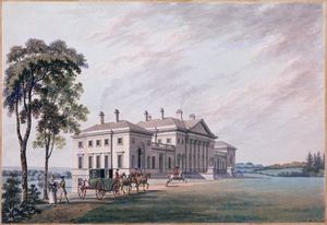 Thomas Malton Junior - Harewood House