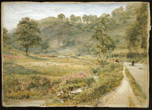 Albert Goodwin - Matlock