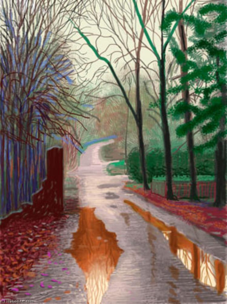 | 29  Décembre  de David Hockney | BuyPopArt.com