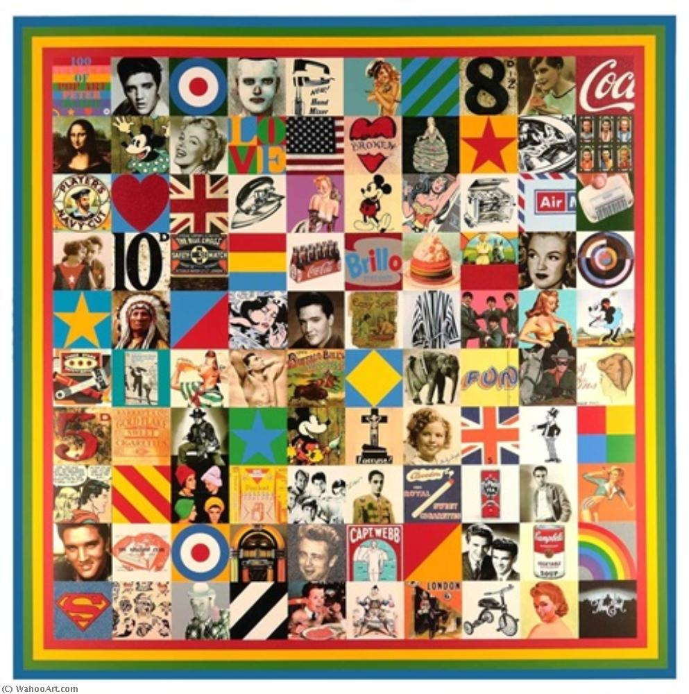 | 100  des sources  de  pop art  de Peter Blake | BuyPopArt.com
