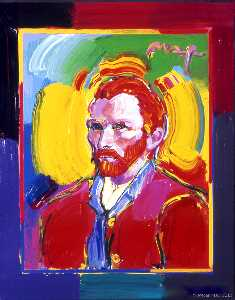 Peter Max - vangogh