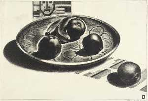 Louis Lozowick - COUPE A FRUIT