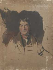George Sheffield Senior - portrait d'un homme inachevé