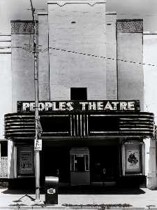 James Lyle Enyeart - peoples theatre , de l Kansas Documentaire Enquête Projet