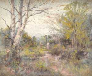 William Henry Hope - Addington Montagnes , Croydon , Surrey , Pouvoir 1896